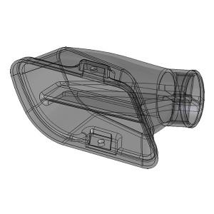 S2000 - Brake Coolink Duct...